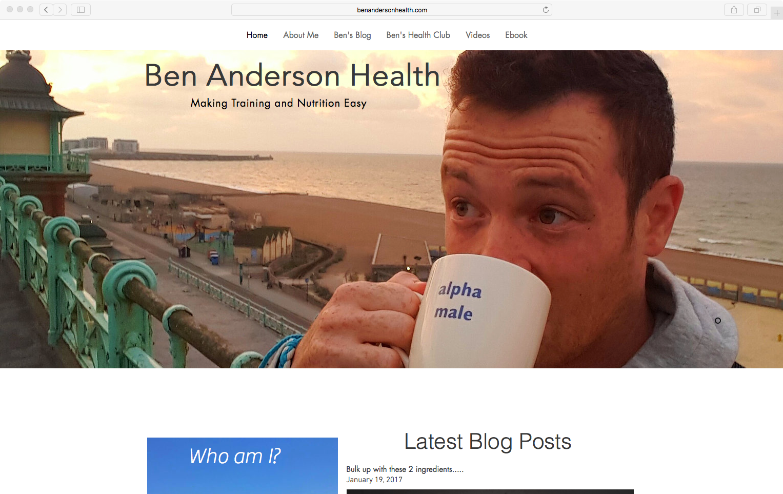 Ben Anderson Health
