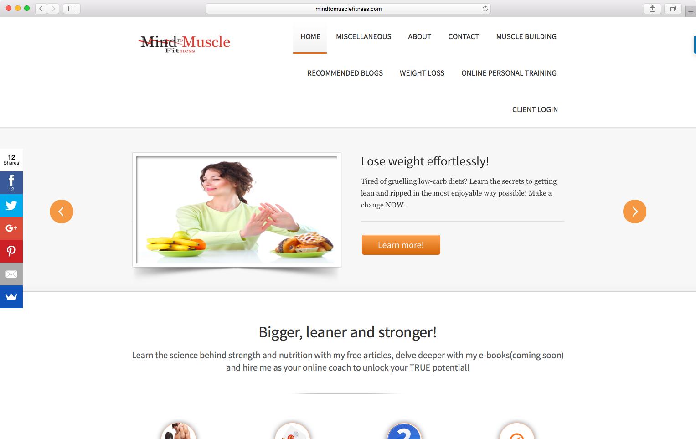 Mindtomusclefitness