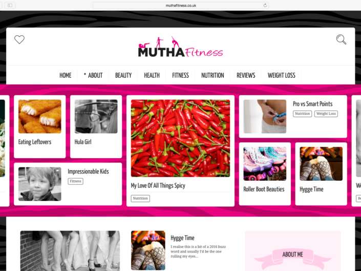 Mutha Fitness