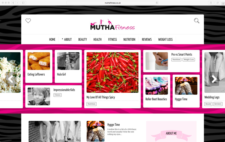 Mutha Fitness Blog