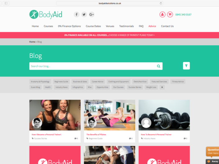 Body Aid Solutions Ltd
